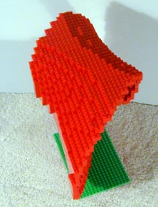 Remarkable, mobius strip lego not