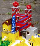 Lego Waterfall
